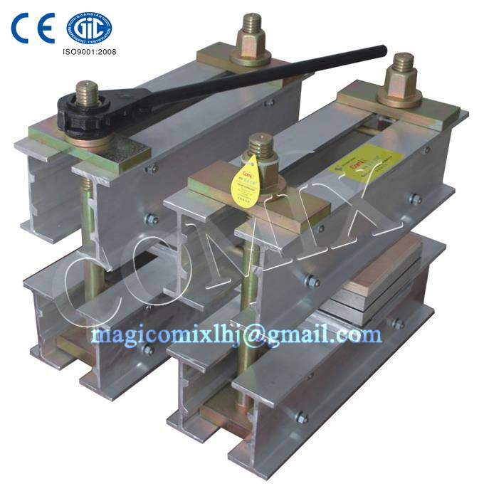 XBQ-3 Rubber Conveyor Belt Longitudinal Tear Repair Vulcanizer Machine