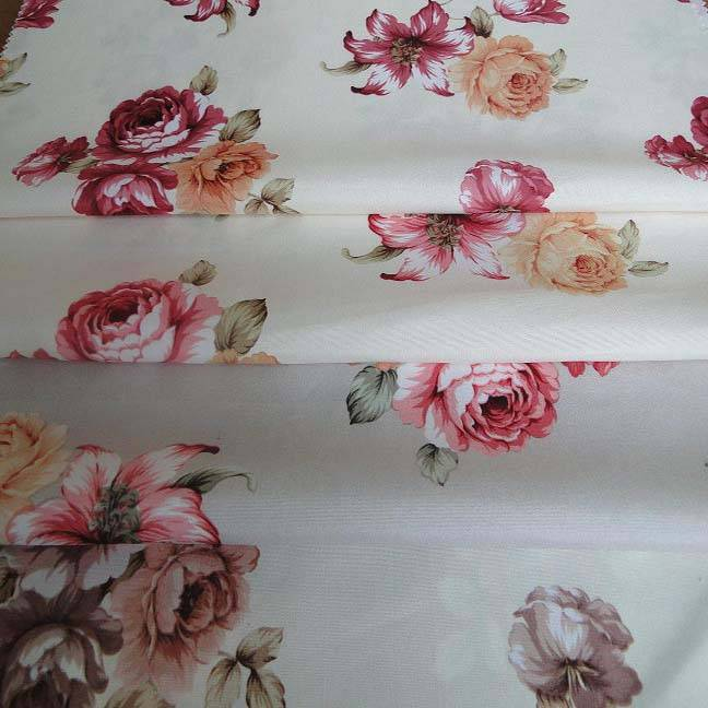 100% polyester brushed mattress fabric(RLP1319)
