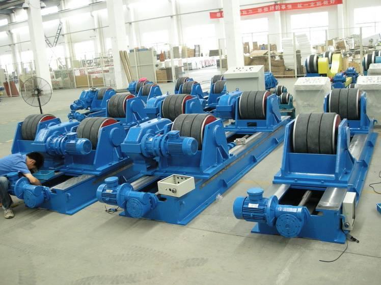 Unitized Turning Rolls