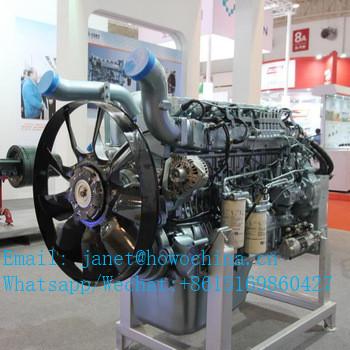 WEICHAI Euro2 D12.42 420HP Diesel Engine