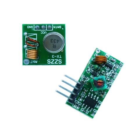 CYSR30 + CYT30 Wireless 315 433.92MHz TX RX Module Data Transmitter and Receiver