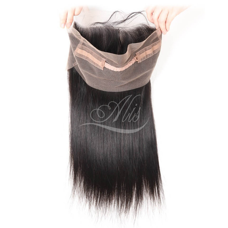 Brazilian Hair Lace Closure Free Part