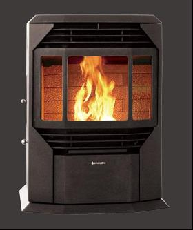 KJH-HP22(BLACK)INSERT Wood Fireplace/Pellet Stove/Wood Stove
