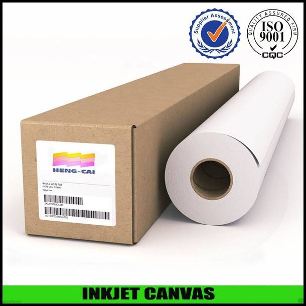100% cotton art canvas for pigment