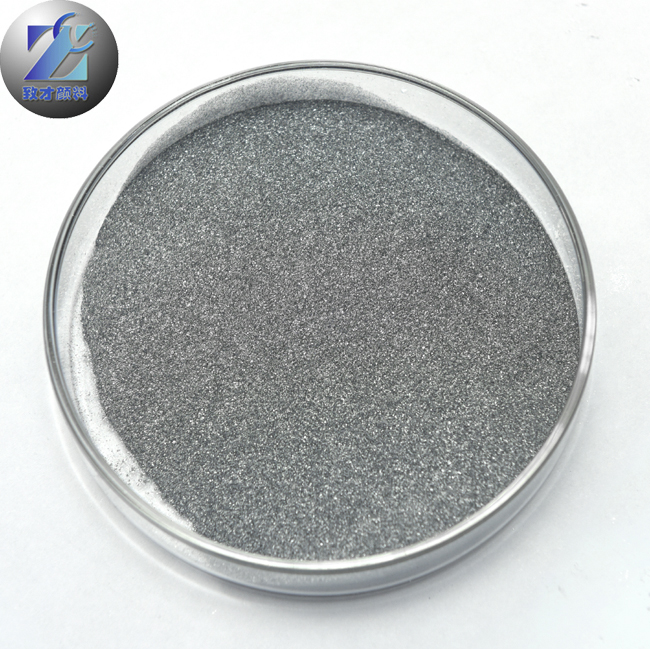 Aluminum powder for powder coating plastic coating
