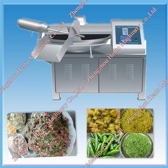 High Quality Stainless Steel Meat Bowl Cutter
