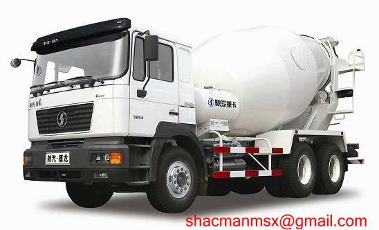 Shacman Cement Mixer