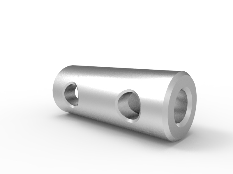 Customized High Quality Zinc Die Cast Cylinder (DR313)