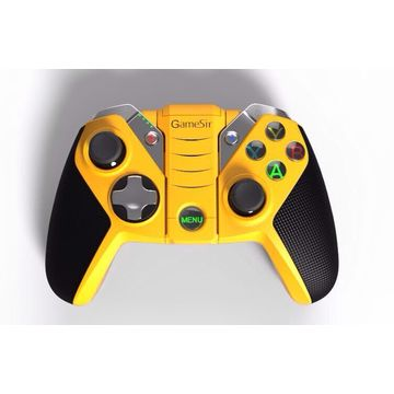 Bluetooth wireless game-pad compatible for ps3 layout/pc/ipad/windows/iphone