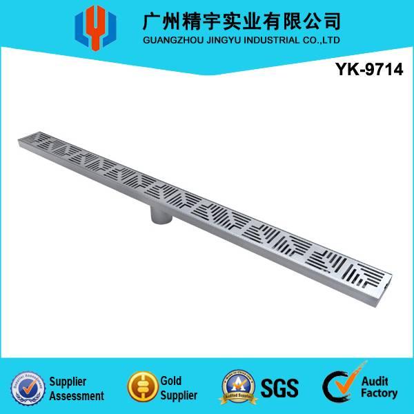 JINXIN stainless steel linear shower floor drain