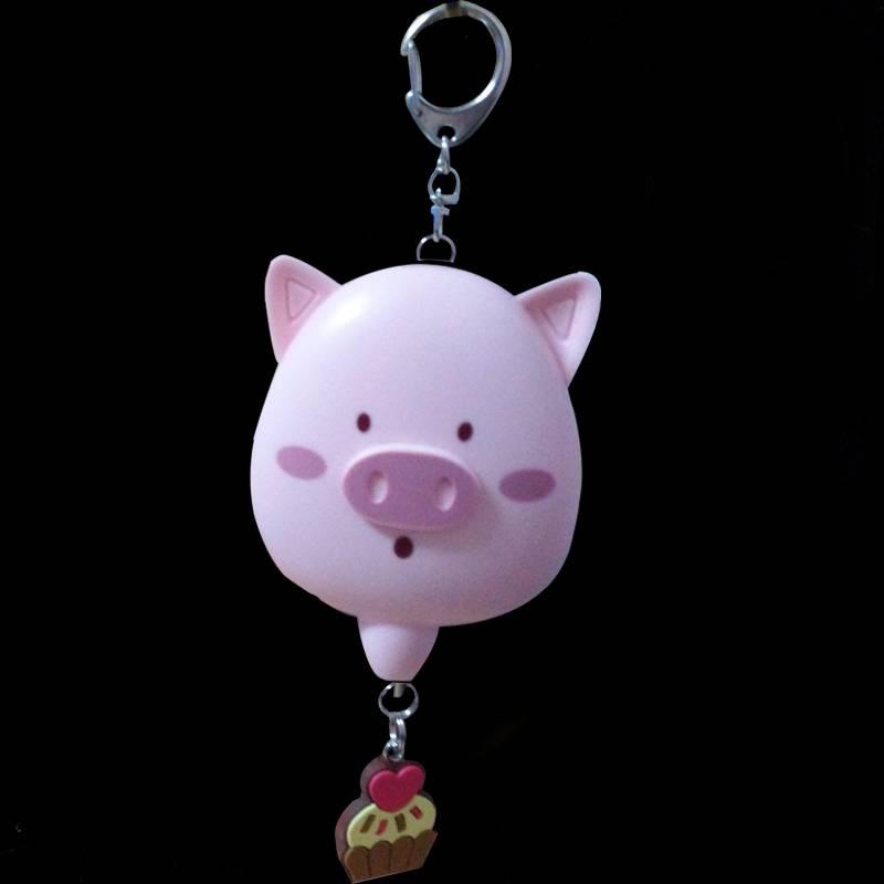 ETE-3312 Cute Pig personal alarm