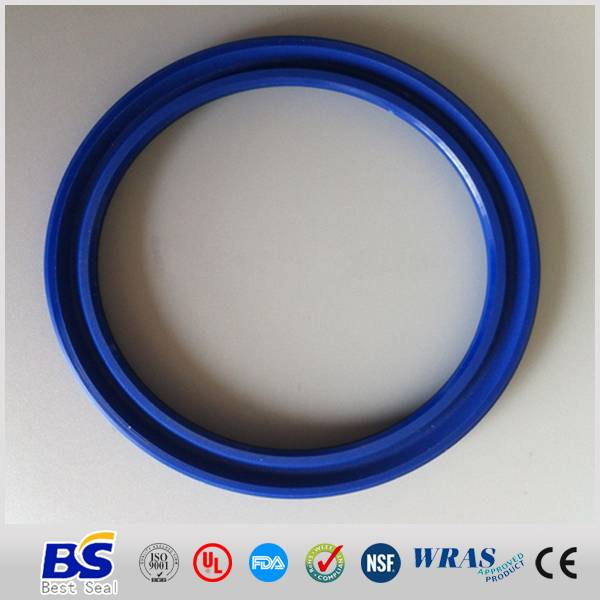 high quality rubber u-ring as piston seal
