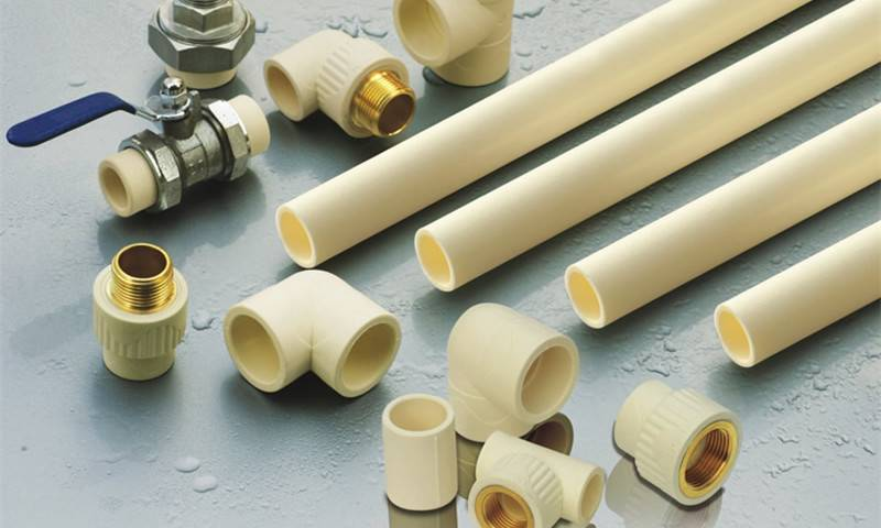 PB pipe and fittings