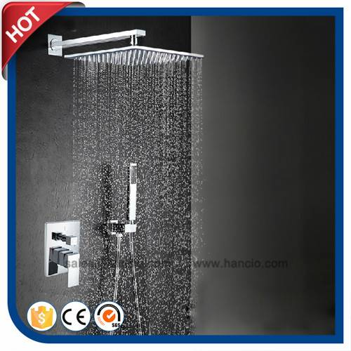 Concealed Inwall Shower Faucet with Shower Hand (HC15115)