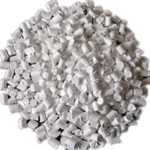 White Masterbatch 55% anatase type tio2,virgin PP/PE carrier resin, with filler