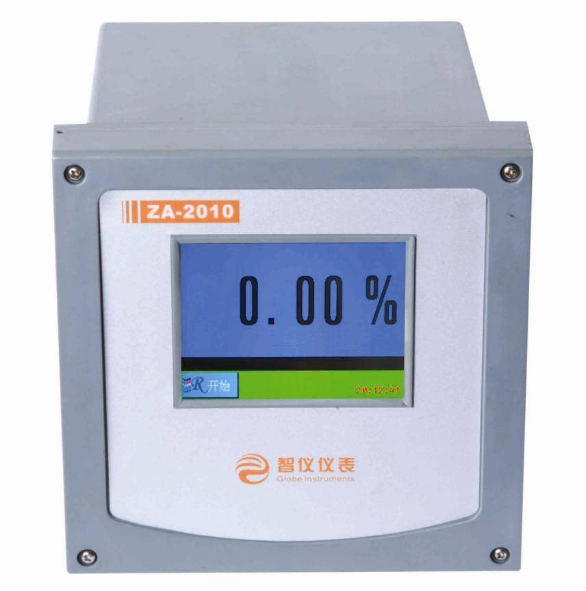 ZA-2010 on-line Oxygen Concentration Meter