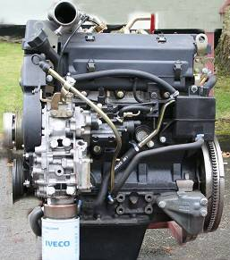 Iveco Engine, Diesel Type for MVP Car,Truck and Bus