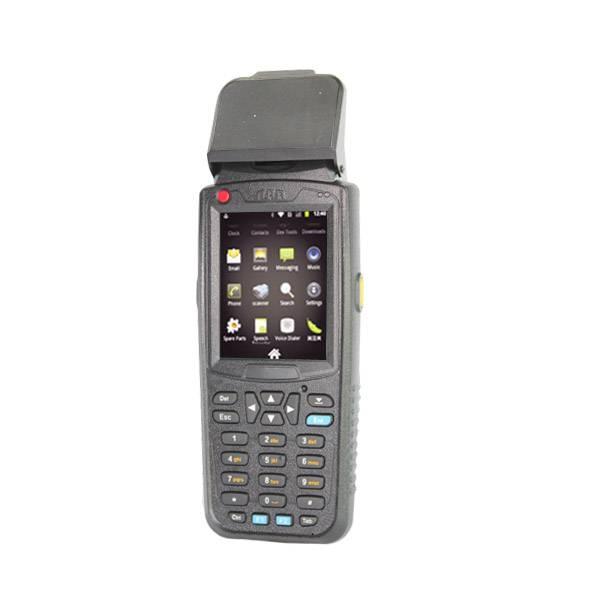 Smart PDA Support NFC Card Reader, Barcode Scanner