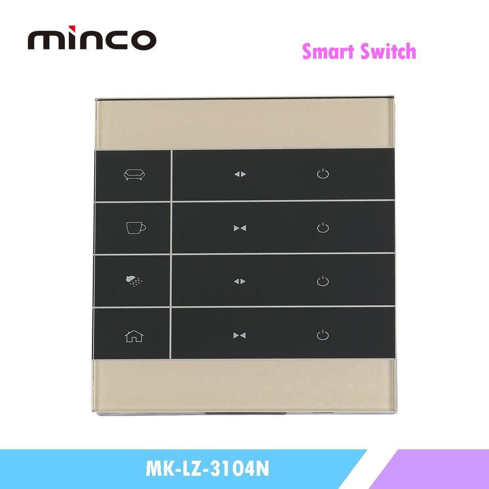 Zigbee smart touch switch 37Product ModelMk-EZ-3302W