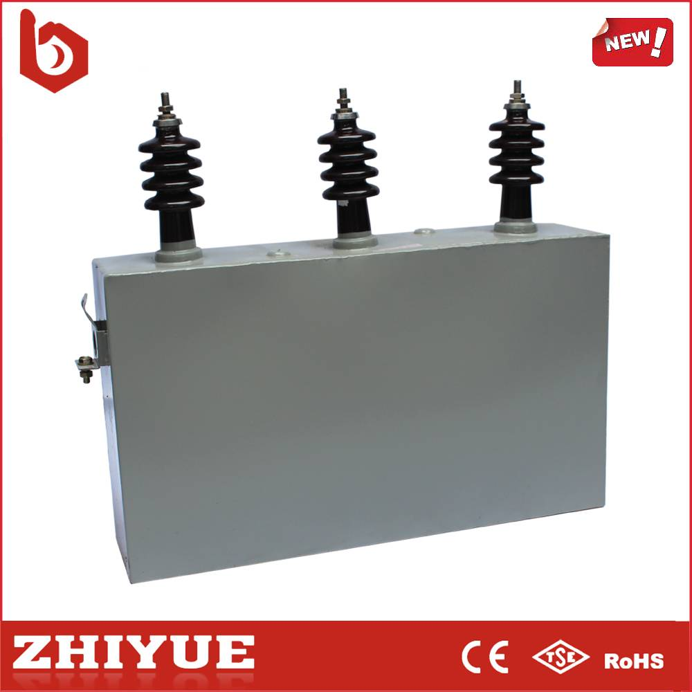BAM 10.5kv 200 334 kvar Single phase high voltage shunt power capacitor