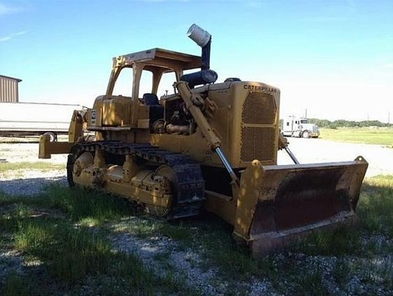 CAT D9H,Used Bulldozer,In Good Condition