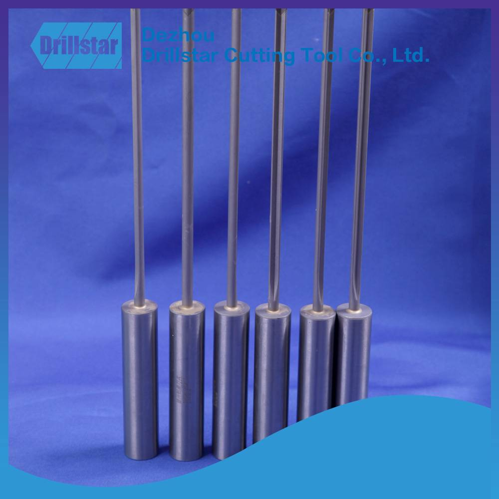 Hot Sale Deep Hole Drilling Tools, European Carbide Tip Gun Drills