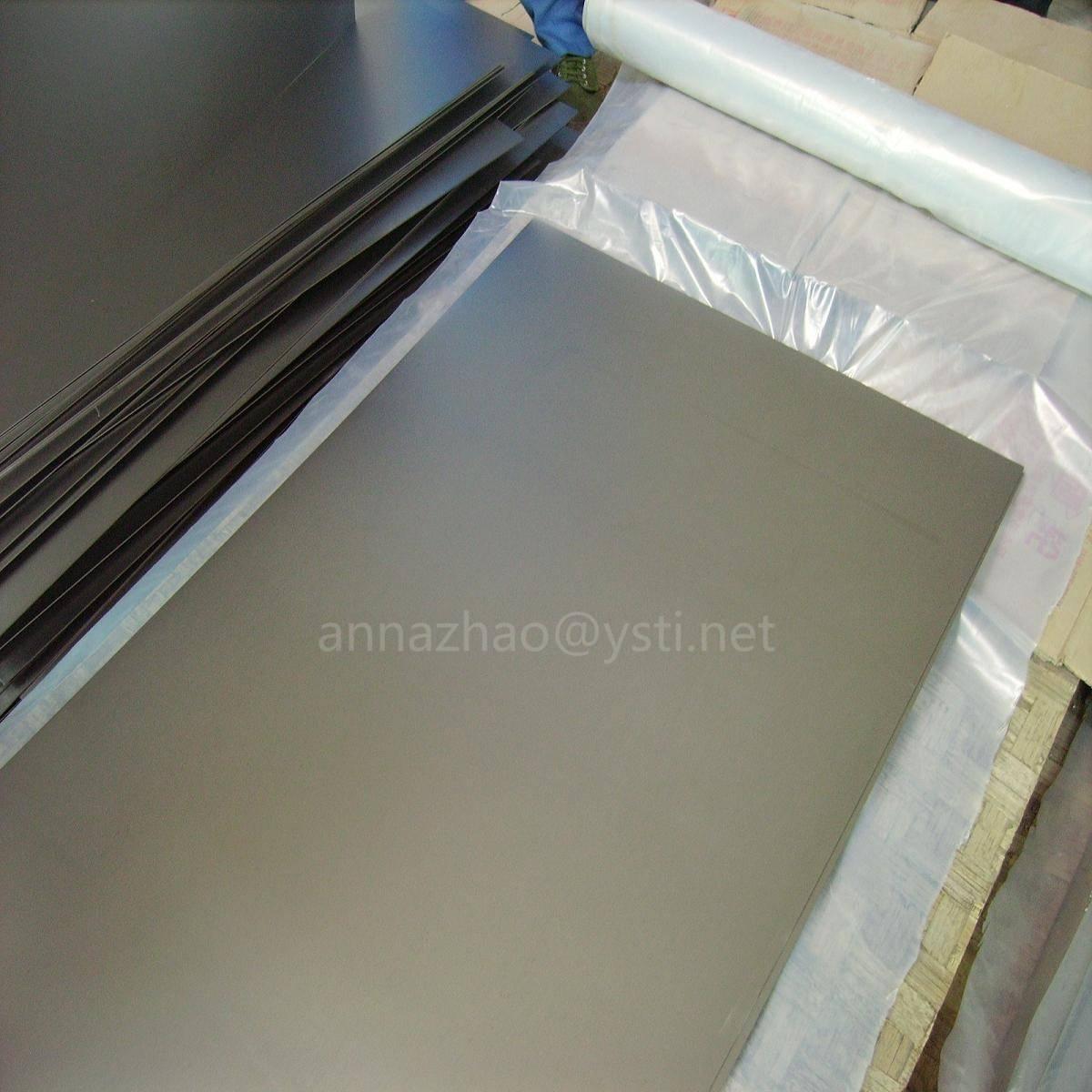Cold Rolled  ASTM B265 CP Grade 1 Titanium Sheet, Grade 2 Titanium Sheet