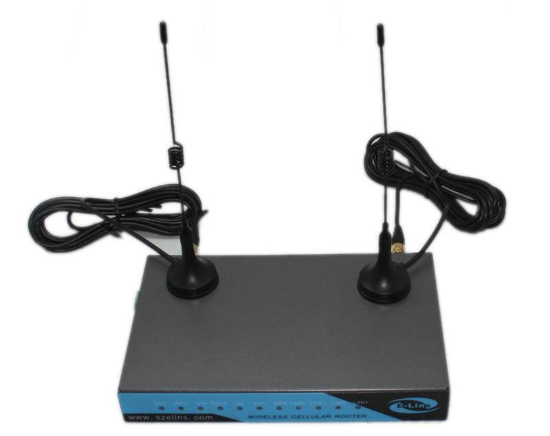 2014 hot sale E-Lins H820 Industrial Wireless 4G Hsdpa Router SIM Slot WiFi