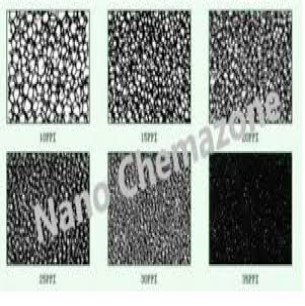 Reticulated Vitreous Carbon Foam Electrode