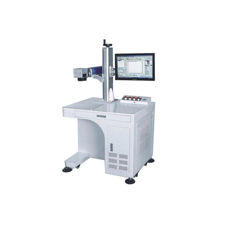 10W fiber laser marking machine, suit for all kinds metal/industry plastic/rubber/ceramics