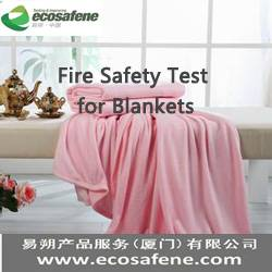 BS EN ISO 12952: Fire Test to Bedding items