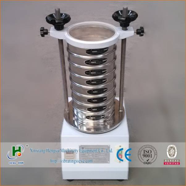 200 series test vibrating sieve