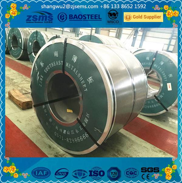 Galvanized Carbon Steel Coil