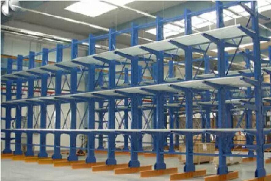 Warehouse Heavy Duty Adjustable Cantilever Rack