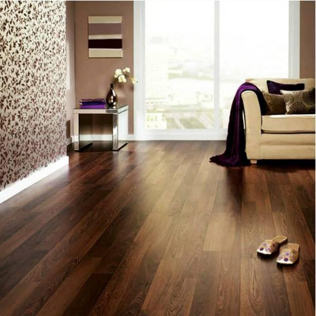 Easy installtaion wood grain under floor radiant heat floor