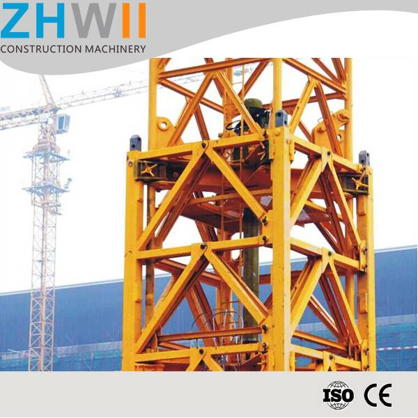 Hot sale steel chip mast section for tower crane