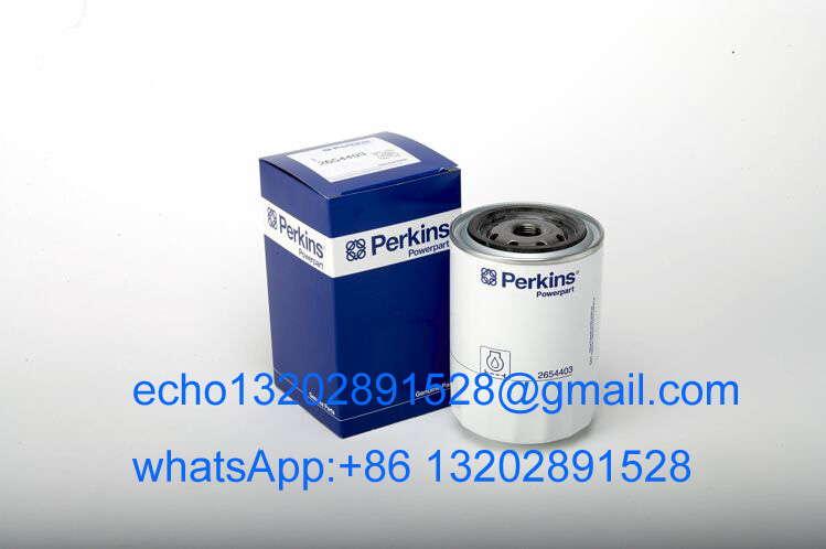26561117/140517050/13526205/135326206 oil filter/fuel filter/air filter for Perkins engine 403/404
