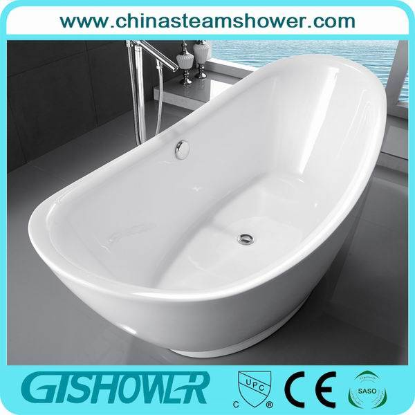 Acrylic Freestanding Bathtub (KF-720)