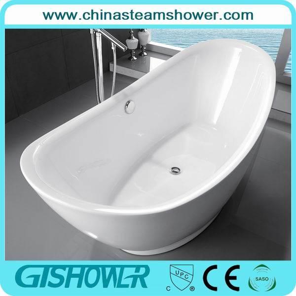 Acrylic Freestanding Bathtub (KF-720)