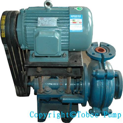 TH ZVZ Centrifugal Slurry Pump