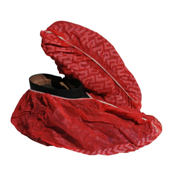 disposable single use non woven whaterproof shoe cover home use