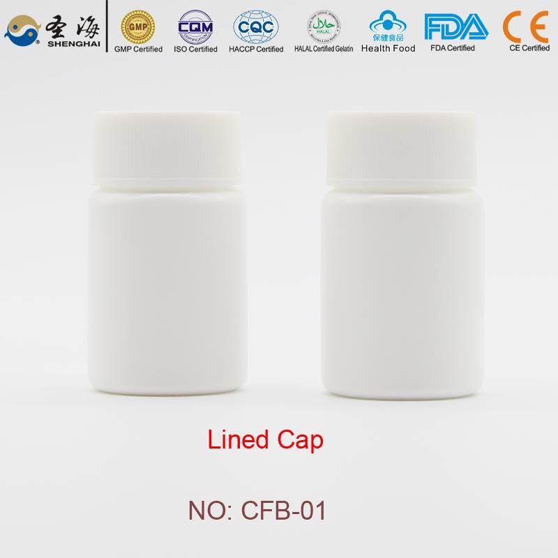 60ml Hot Sale Best Quantity Empty HDPE Bottle OEM Design Plastic Bottle Manufacturer