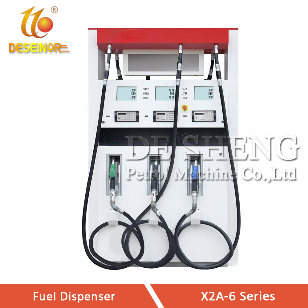 China Supply Fuel Pump Dispenser of Gas Station
