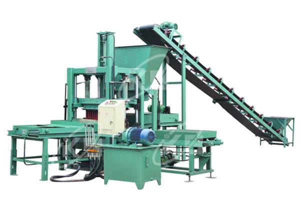 Brick and Block Machine
