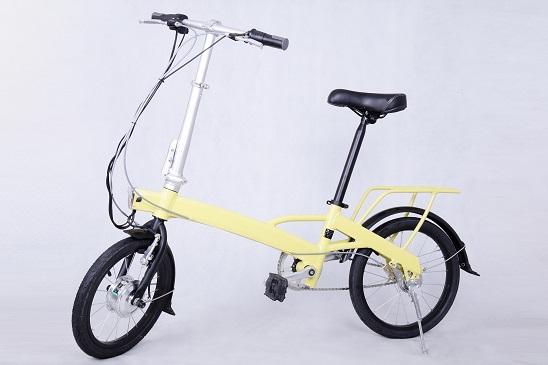 Customized OEM electric folding e bikes