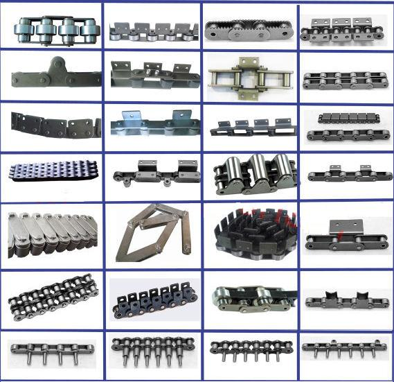 Gears,Springs,Chains and other metal accessories