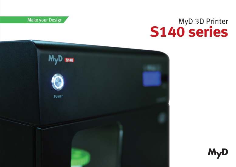 3D Printer MyD S140
