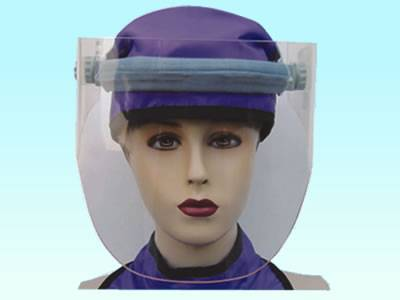 X-ray protective mask