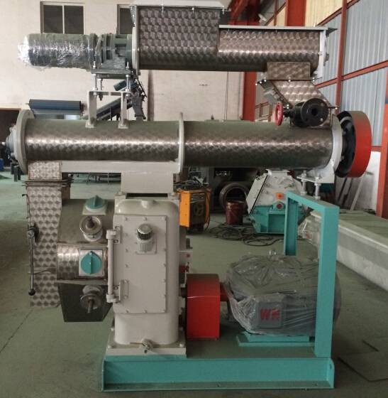 animal feed pellet production machine/feed pellet mill