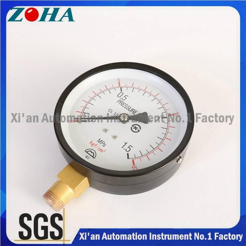 Pressure Tester Manometer Korea Market Hot Ks Certificate OEM